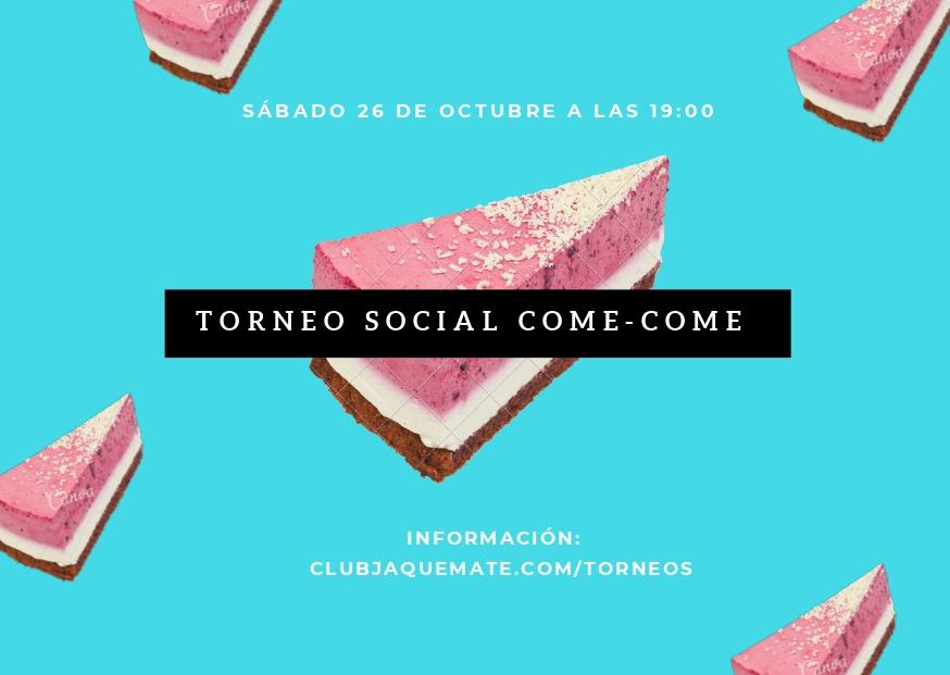 Torneo Social Come Come
