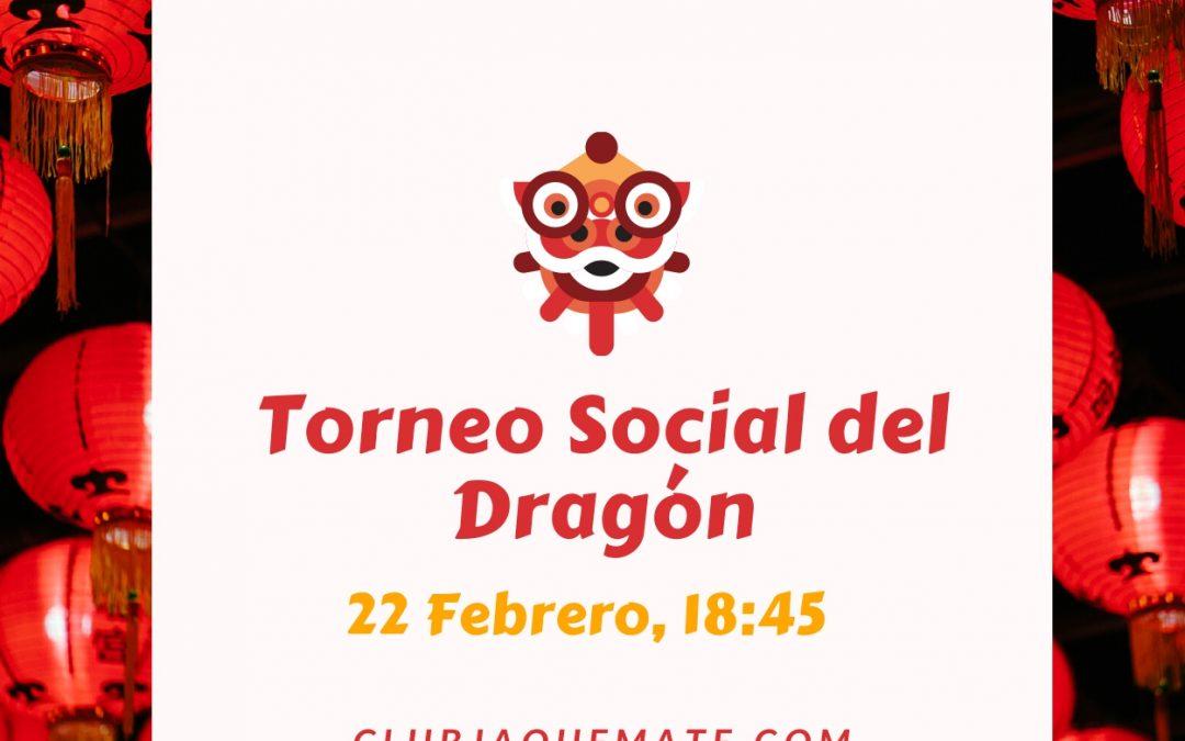 Torneo Social del Dragón