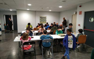 VIII Open de Ajedrez Rapido Club Jaque Mate
