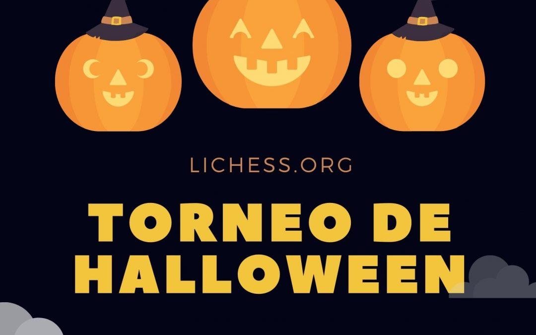 Torneo Online Halloween 2020