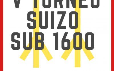 V Torneo Suizo Sub1600 Club Jaque Mate