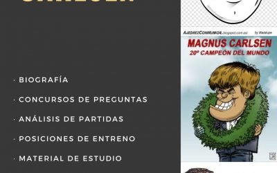 Seminario online sobre Magnus Carlsen