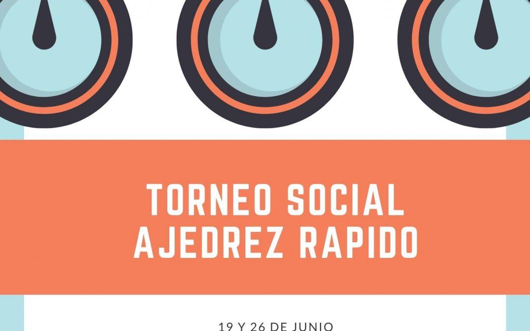 Torneo Social Ajedrez Rapido Club Jaque Mate