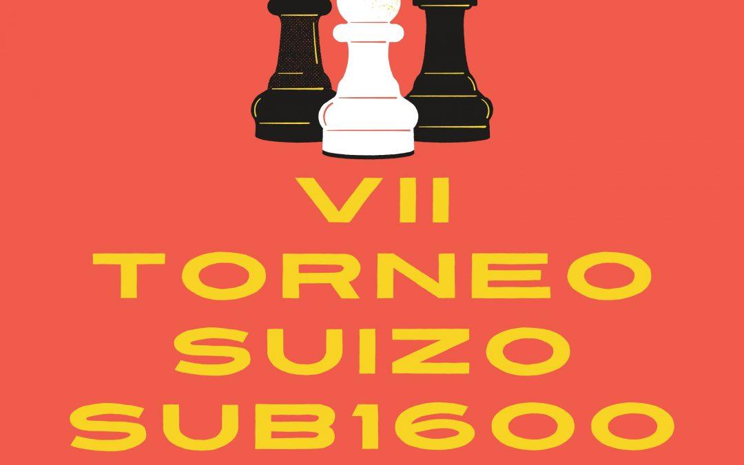 VII Torneo Suizo Sub 1600 Club Jaque Mate